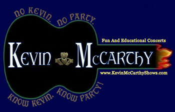 Kevin McCarthy Shows Logo